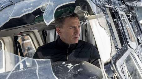 Daniel Craig stars as James Bond in
