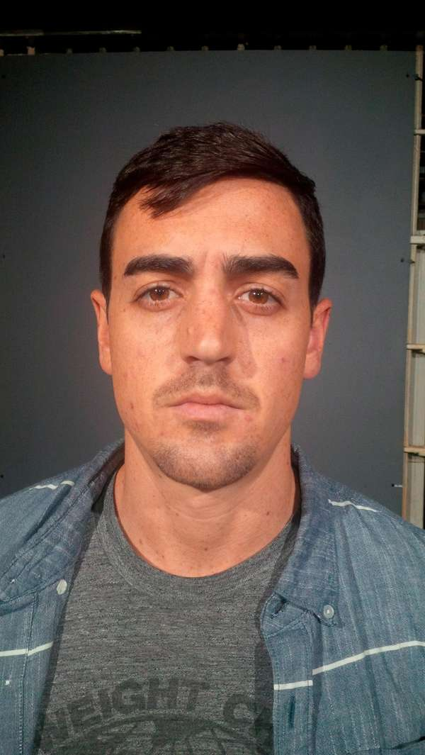 Michael C. Lohan, 27, was arrested Thursday, Oct.