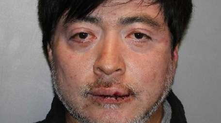 Aristides Vasquez, 41, of Brentwood, was arrested Thursday,