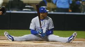Kansas City Royals shortstop Alcides Escobar (2) is