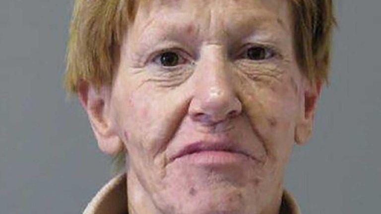 Michelle Brayman, 54, of Hempstead was arrested Friday,