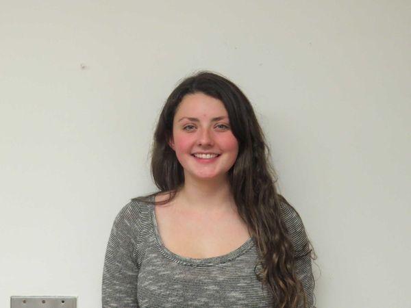 Kate Fahy, 17, a senior at Massapequa High
