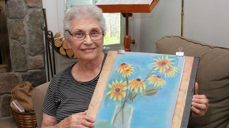 Irene McCoy of Rockville Centre discovered a passion