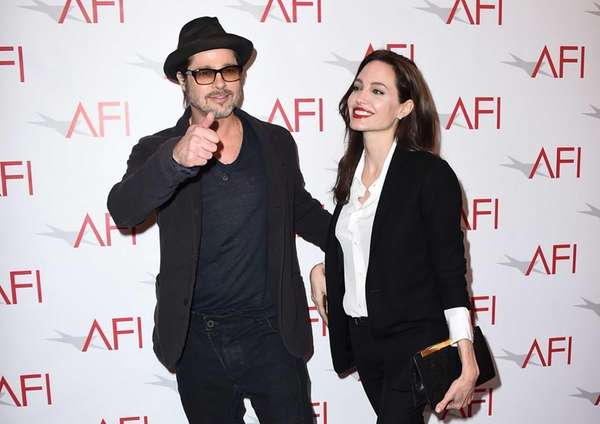 Brad Pitt and Angelina Jolie spoke about the