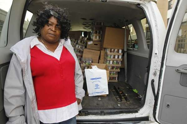 Joanna Bell-Richards, executive director of Harvest for the