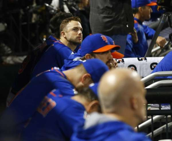 New York Mets third baseman David Wright (5)
