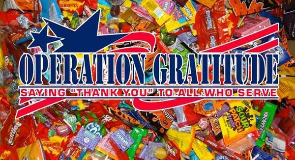 Operation Gratitude and the QuackerJack Foundation will be
