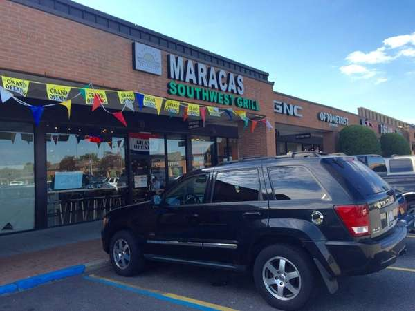 Maracas Southwest Grill is new in North Babylon.
