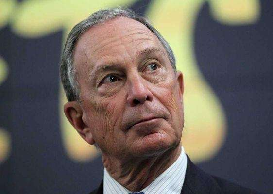 Former NYC mayor Michael Bloomberg and Suffolk hedge-fund