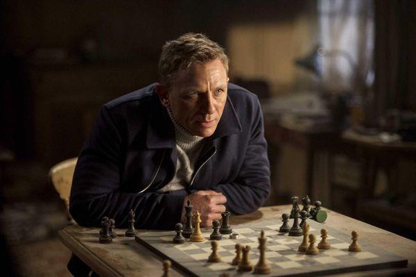 Daniel Craig stars in