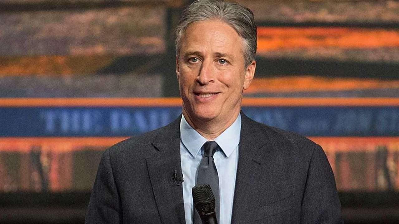 Jon Stewart has signed a four-year production deal