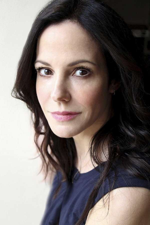 """Mary-Louise Parker, author of """"Dear Mr. You"""" (Scribner,"""