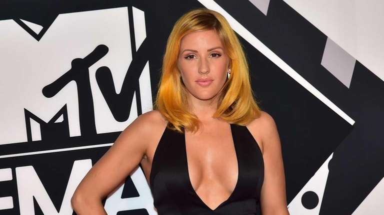 Ellie Goulding has joined the 2015 Victoria's Secret