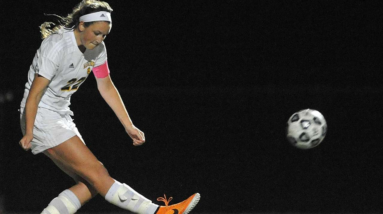 Newsday's All-Long Island girls soccer team