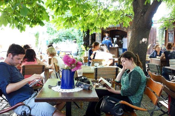 A vibrant cafe scene has reinvigorated Krakow's long-neglected