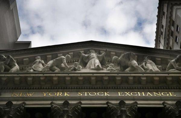 Stocks were slightly lower early Wednesday, Nov. 4,
