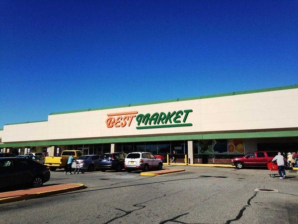 Best Market on Jericho Turnpike in Huntington is