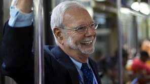 Stan Fischler, thought of as a hockey historian
