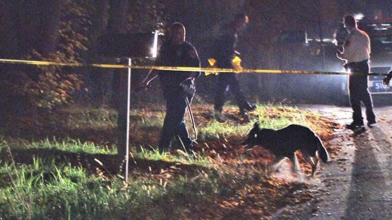 Suffolk homicide detectives are investigating after police responded