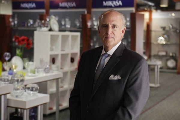 Lifetime Brands chairman and chief executive Jeffrey Siegel
