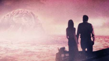 A scene from Guy Maddin and Evan Johnson's