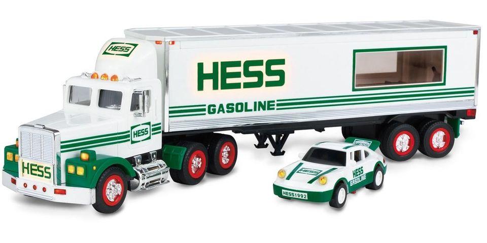 Hess Toy Trucks through the years   Newsday