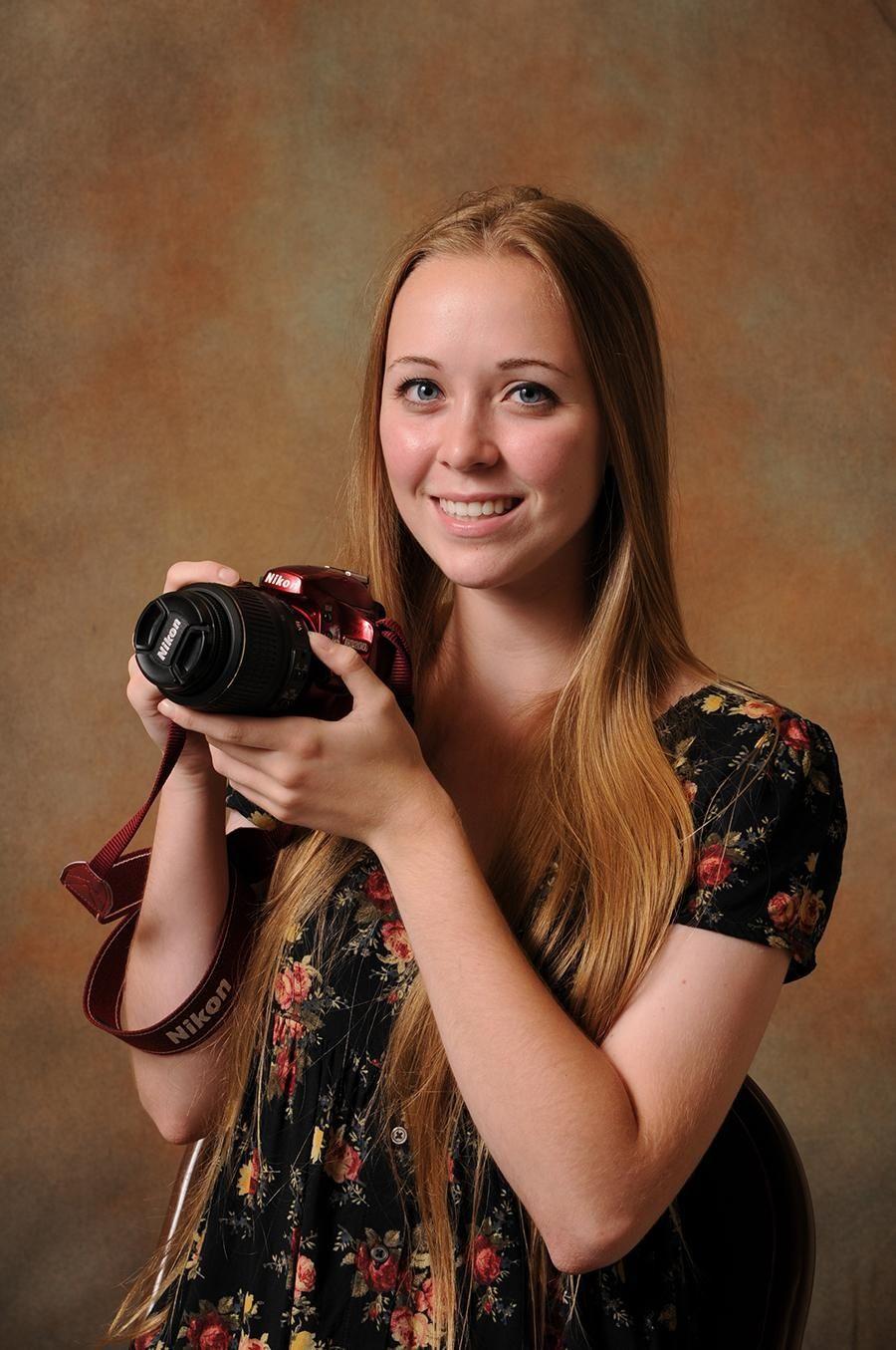Oceanside High School's Olivia Castagna sees the world