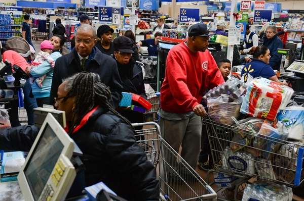 Walmart is one retailer opening on Thanksgiving Day