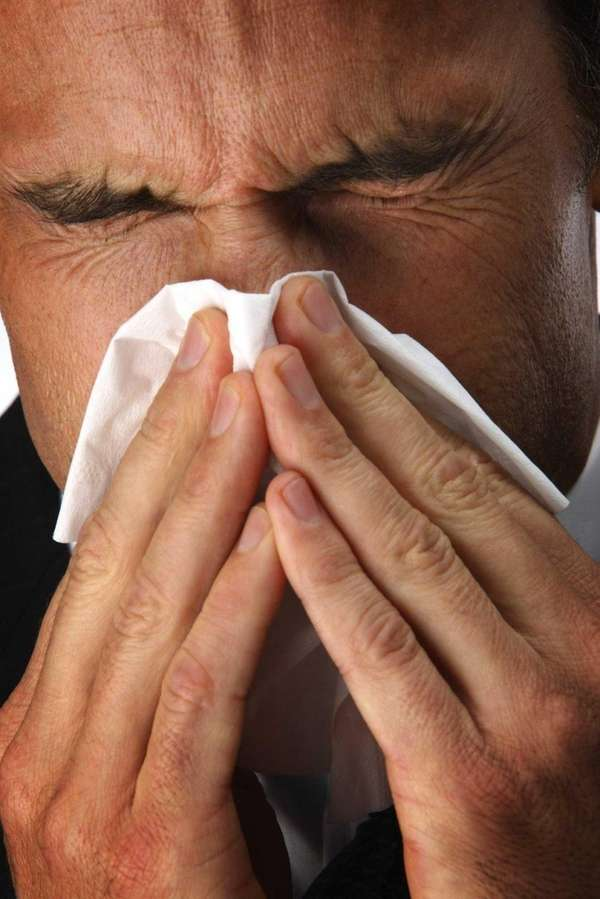 Cold and flu season is here, and for