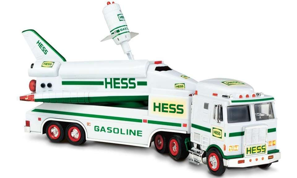 Hess boldly went where its toys had never