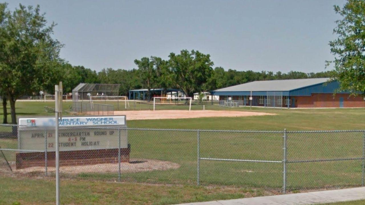 R. Bruce Wagner Elementary School in Lakeland, Florida,