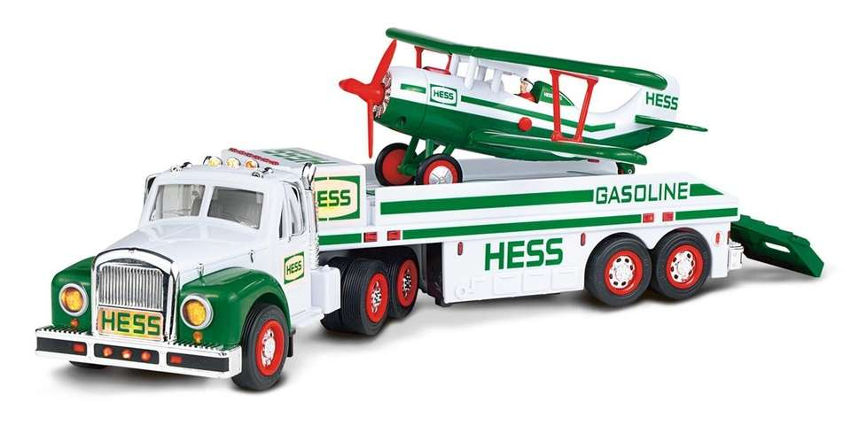 18 Toy Trucks : Hess toy trucks through the years newsday