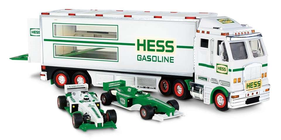 Hess Toy Trucks Through The Years Newsday