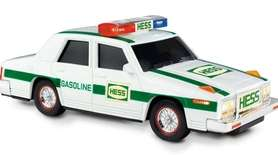 Hess Toy Trucks have been a holiday tradition