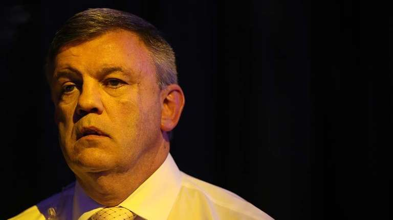 Teddy Atlas during the Premier Boxing Champions event