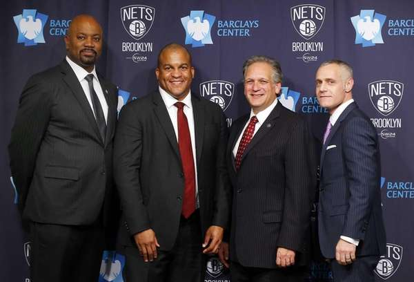 Brooklyn Nets General Manager Billy King, NBA Development