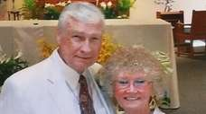 Bob and Margie Walsh of Deer Park celebrated