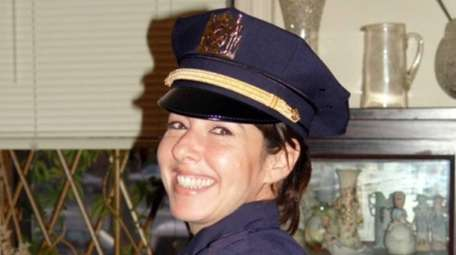 New York Police Department Lt. Marci Simms died