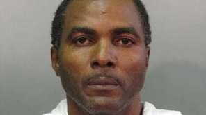 Deon Ewers, 50, of California was arrested in