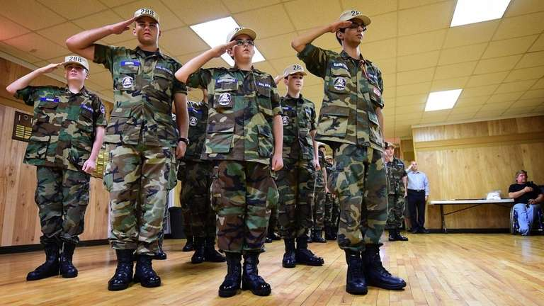 Pa rotc camps for teens