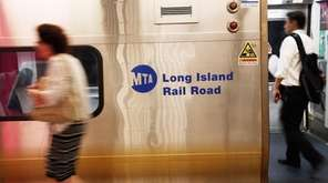 The Long Island Rail Road's lost and found