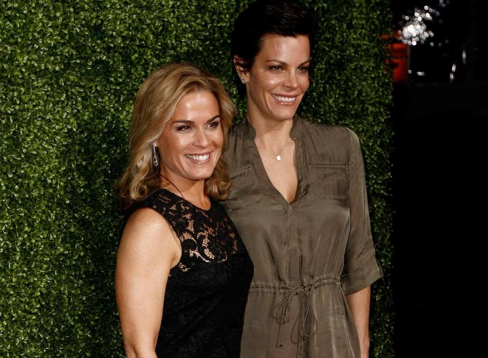 Celebrity chef Cat Cora, of