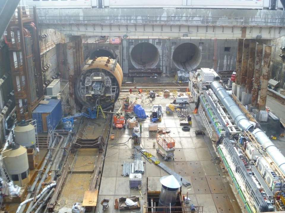 East Side Access is the project that will
