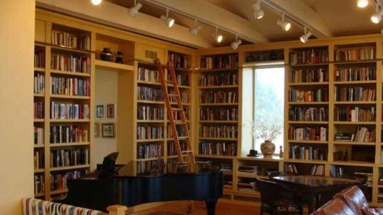 A writer who renovated her home to add