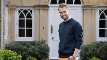 Tom Cridland's 30 Year Sweatshirt is part of