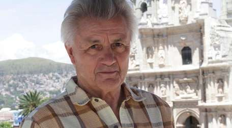 John Irving is the author of