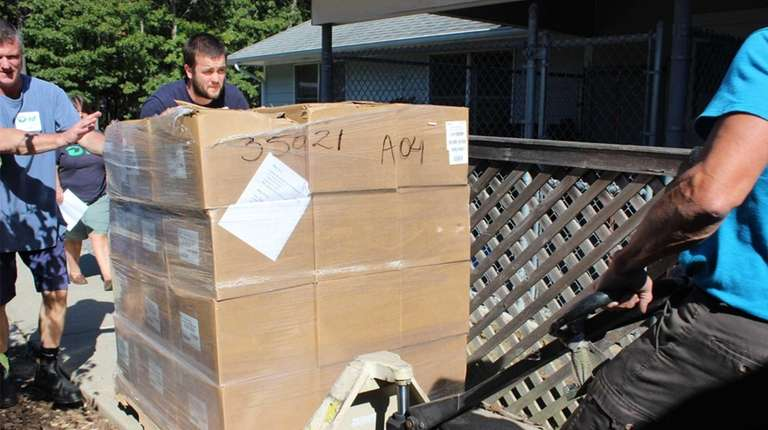 The Animal Rescue Fund of the Hamptons received