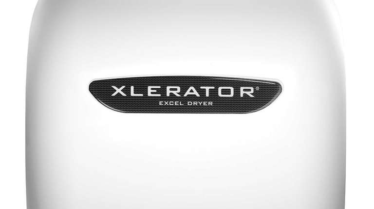 High-speed Xlerator hand dryers have become ubiquitous in