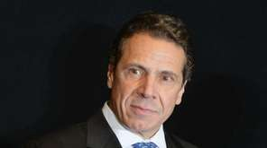 Gov. Andrew Cuomo is seen in this undated