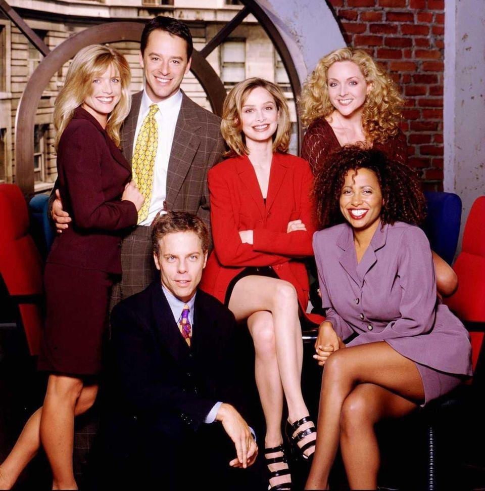 David E. Kelly's late '90s/early 2000s legal drama